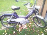 Puch  Maxi 50cc moped.- or one like this.