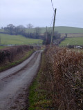 The  road  to  Aldon.