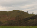 The  rocky  knoll  upon  which  was  built  Cefn-Llys  castle 1. C AD1245