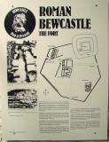 Roman  Bewcastle  Display  Board.