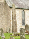 The  Bewcastle  Cross  stump