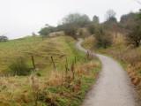 The  Roman  Road  on  Morgan's  Hill.