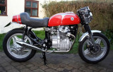 Honda  cx500  cafe-racer