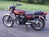Honda  CB 750F2, 1977 - 1978.