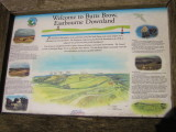 Butts  Brow  Information  Board.