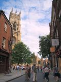 York Minster from High Petergate