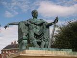 Statue  of  Roman  Emperor  Constantine