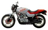 SUZUKI GS550MX-KATANA  1983 - 1985