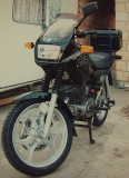 MuZ 301 VE Fun, 04/1994 - 06/1996, reg. no. L163 HHV