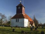 C 11th century  St. Mary  Magdalen  church