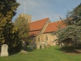 All Saints Church,Purleigh.
