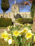 St.George's church,Anstey.