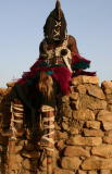 dogon dancer