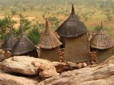 granaries, dogon country