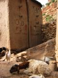 granary, dogon country