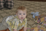 Gabe the Birthday Boy - 1 Year