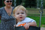 Our Grandson Gabe Age One Year & 3 Months