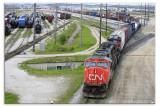 CN Vaughan Yard