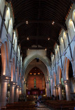 christchurch cathedral interior