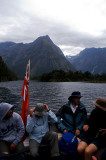 shuttle to milford sound