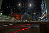 Die neue Weihnachtsbeleuchtung Lucy_Zurich_ 25 Nov.2010