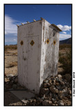Desert Outhouse