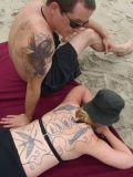 Beach Tattoos