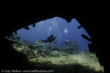 Ghiannis D Wreck cave