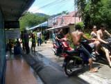 Songkran fun - Bikes