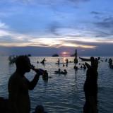 Songkran fun - Sunset drinks