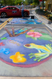 Sarasota Florida Chalk Festival - Avenidas de Colores