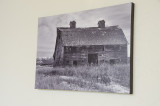 Valley Barn on Canvas