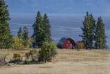 West Shore of Flathead Lake - Montana