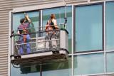 Limpiadores de ventanas