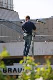 Instalador de cámaras de vigilancia