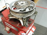 Coats 200 EX Motorcycle Tire MachineJPG