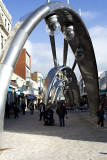 Arches in Blackpool town centre