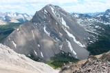 Fosil mountain from Skoki mountain
