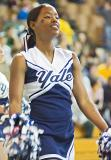 Yale Cheerleader