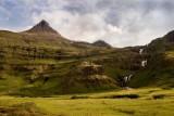 Klifbrekkufossar í Mjóafirði
