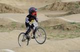Kid on bike track