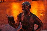 Ken Kesey statue