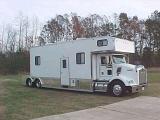 Kenworth camper