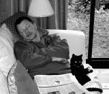 Catnapping...19 May 2006 (245)