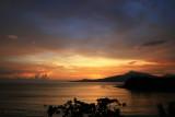 Sunset at Anvaya Cove