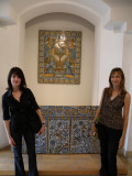 at the Museo Nacional do Azulejo