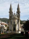 the Igreja dos Santos Passos