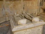 the tomb of Dom Duarte and Leonor of Aragon