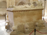 the king's tomb (Dom Joao I)