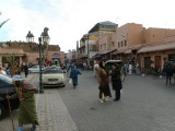 walking the medina (old walled city center)